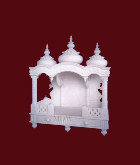 Online shopping of Designer Marble Temple and mandir for hindu god - goddess. Please send us quotation request.