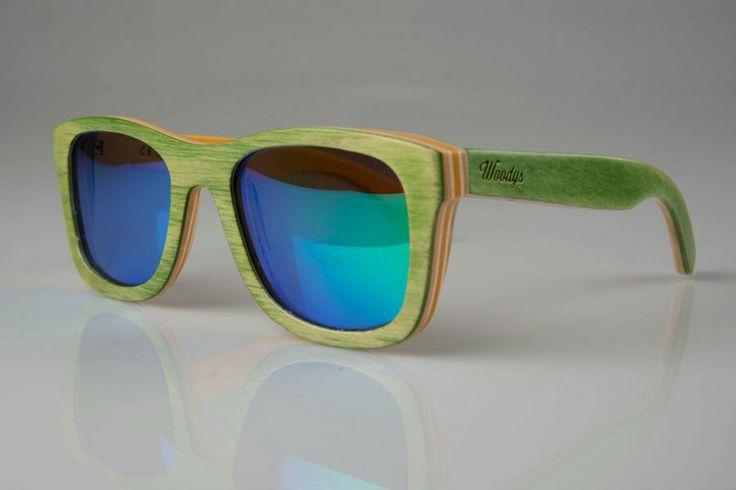 #woodys #gafasdemadera #gafas de sol