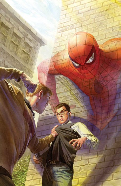 Peter Parker Vs. Flash Thompson