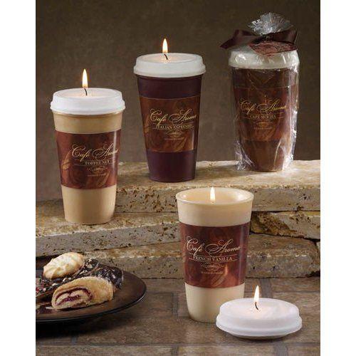 French Vanilla, Café Mocha, Hazelnut Coffee Scents. Assorted: 2 each ...