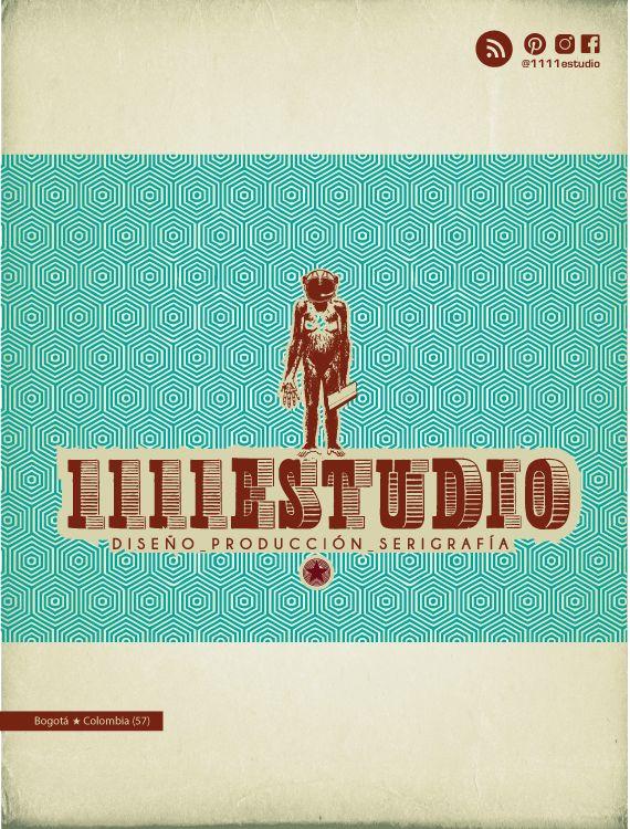 1111ESTUDIO * DISEÑO_PRODUCCIÓN_SERIGRAFÍA #ProcesosCreativos #diseño #ilustración #arte #serigrafía #impresionmanual #producción #comunicación #branding #diseñofino