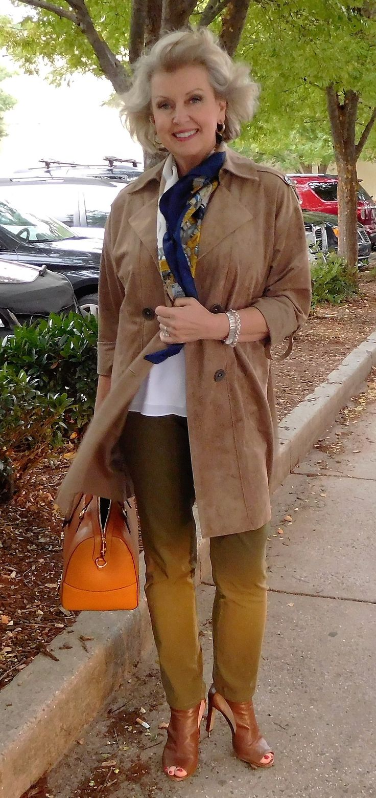 My perfect trench!