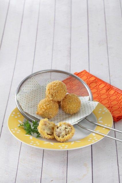 Biterbalen bakso janur, rasa dan tampilannya layak jual.Yuk coba buat di rumah.