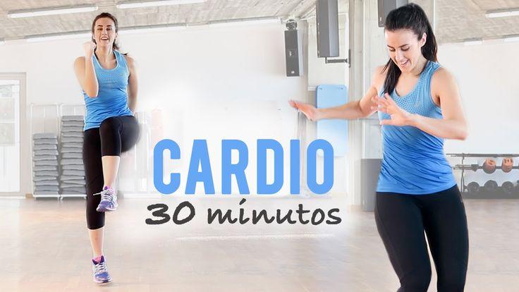 Cardio 30 Minutos para Eliminar Grasa Abdominal