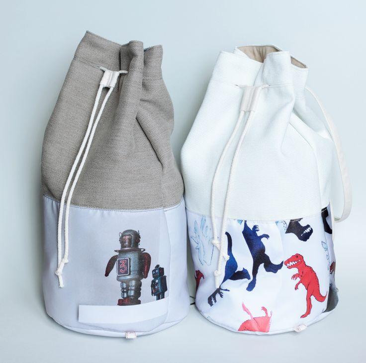3in1 backpack by Cziribu