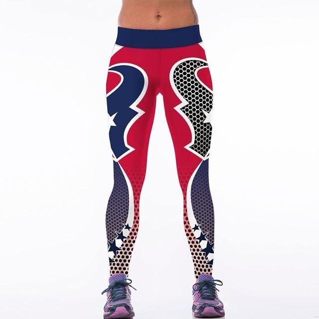 Women Sporting Leggings 3D Printed American Apparel Fitness Legging Leggins Female Bodybuilding Workout Pants Drop Shipping