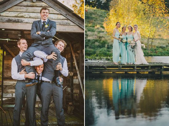 Kirby and Mitchs Southern Highlands Winter Wedding