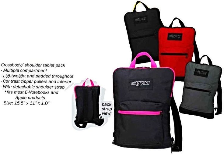 Citi SportsTech Tablet Pack fits most ebook/apple notebooks backpack design #Backpack