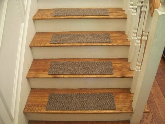 Essential Carpet Stair Treads Style Berber by EssentialSpecialty