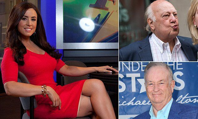 Fox News host files sexual harassment suit against Ailes, O'Reilly