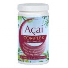 Immitec Acai Complex fra Almea. Om denne nettbutikken: http://nettbutikknytt.no/almea-no/