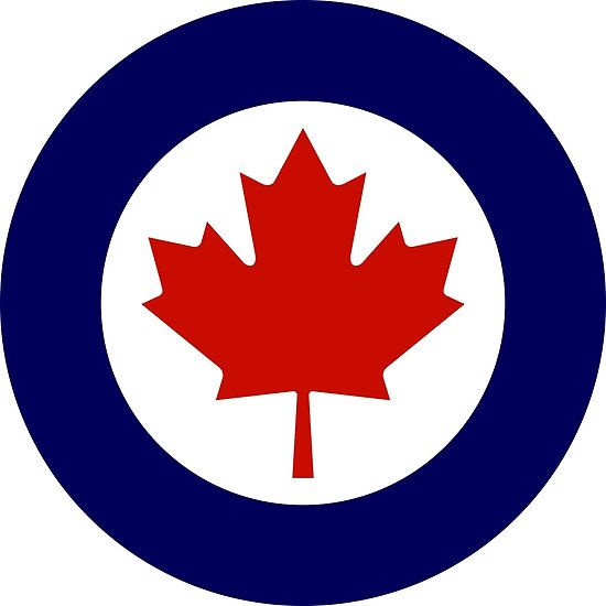 Roundel of the Royal Canadian Air Force