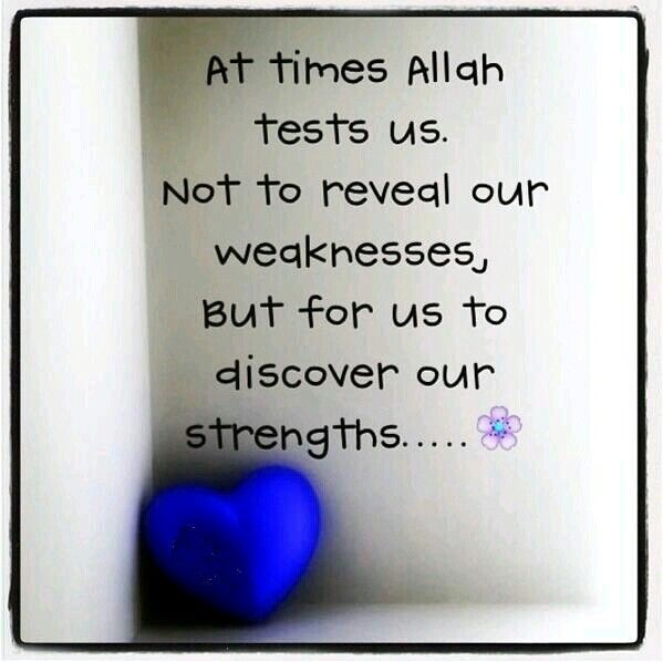 strongs muslim A stronger muslim identity derived from a proven model is the best defense against extremism.