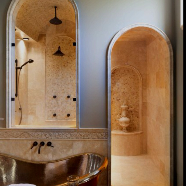 72 Best Images About Master Bath On Pinterest Mosaics Vanities And Double
