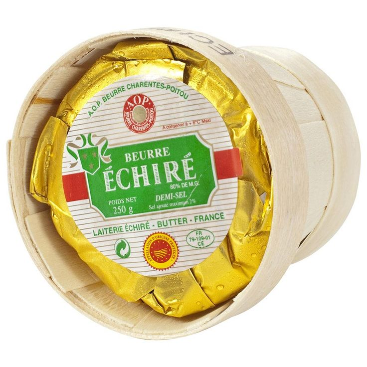 Have you ever tried butter held with the same high esteem as Champagne or Camembert? Well, now you can, because even France - acountry where cheese and butter are treated like culinary gold - considers Echire as the queen of all French butter.