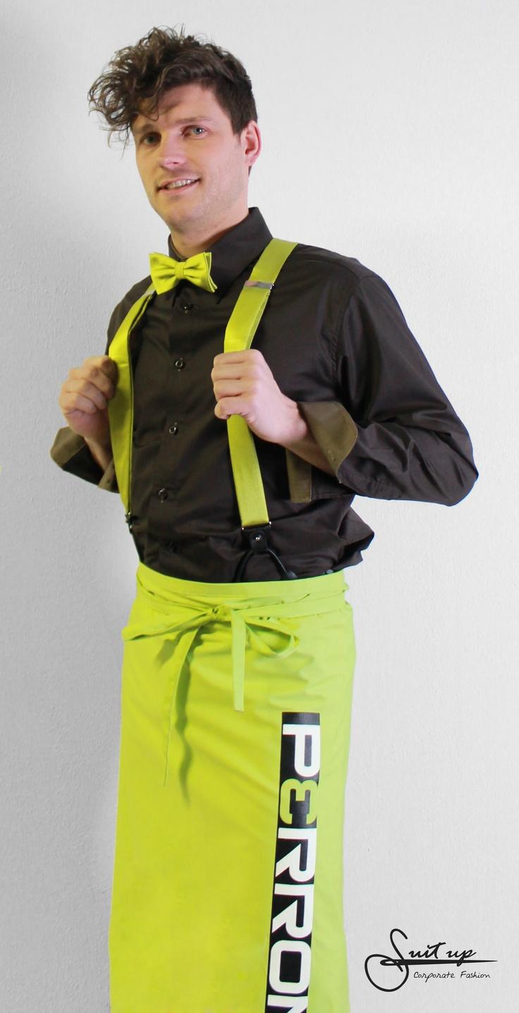 #Bedrijfskleding voor Perron 3! www.suitupnow.nl