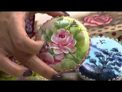 18/03/2016 – Pintura em sabonete – Luciano Menezes | RS21