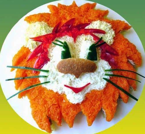 Amazing Food Art! #yesfor
