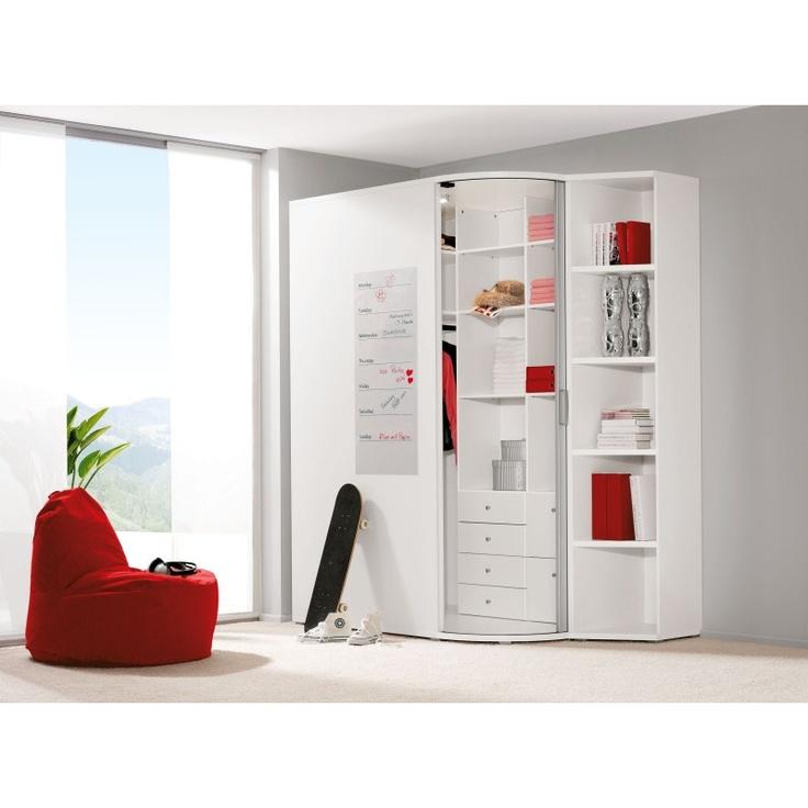 yli tuhat ideaa eckkleiderschrank pinterestiss wandgestaltung farbe kleiderschrank mit. Black Bedroom Furniture Sets. Home Design Ideas