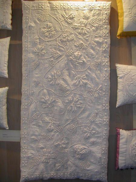 Итальянская объемная вышивка  #embroidery