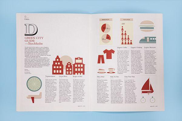 monocle magazine page layout - Căutare Google