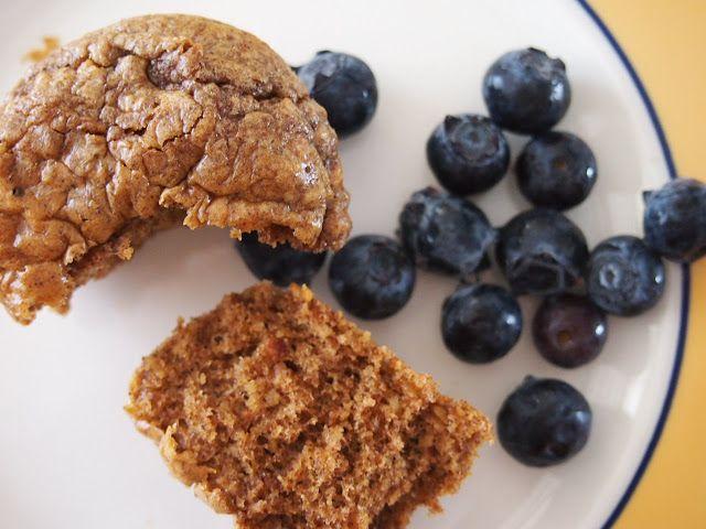Paleo muffins // paleo recipe