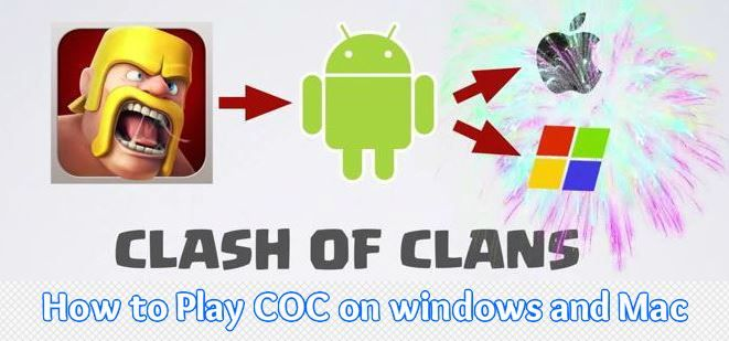 Today we are introducing guide on how to download and install clash of clans for pc (WINDOWS 7/8/8.1,MAC). Clash of Clans