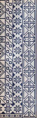 molde alfombra geometrica 1 de 4