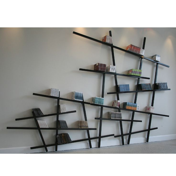 Great Bookshelf Wall   Cerca Con Google Great Ideas