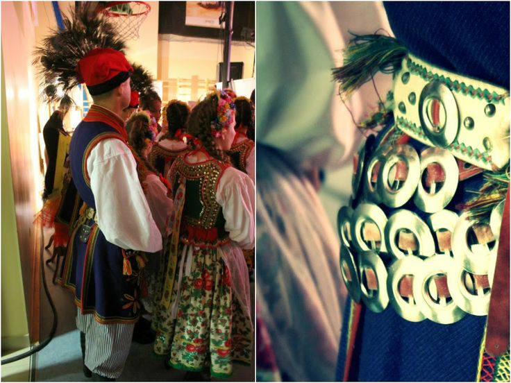 Just look at that #Krakow #traditional #outfit - more here: http://twistedredladybug.blogspot.com/2014/04/the-soul-of-poland.html