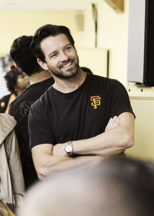 Ian Bohen aka Creepy Uncle Peter