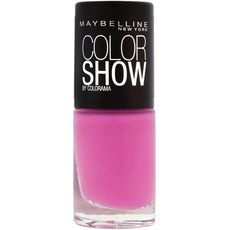 Vernis à ongles - Color show - 427 Fuschia - 7 ml                                                                          - Gemey Maybelline