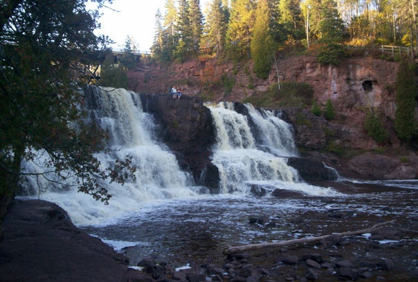 Gooseberry Falls | Photo Library Minnesota