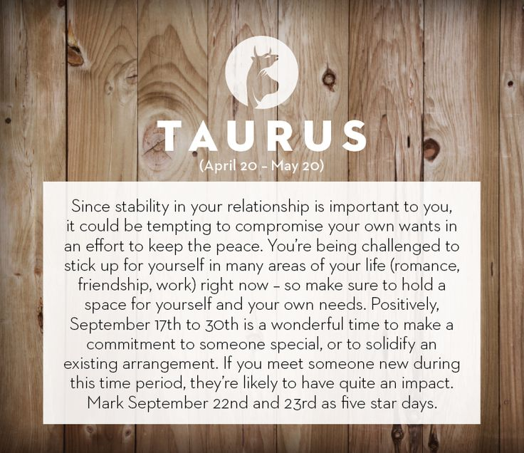 September horoscope 2013: Taurus #zodiac