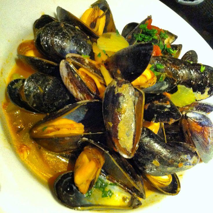 Classic Belgian mussels, Belgo