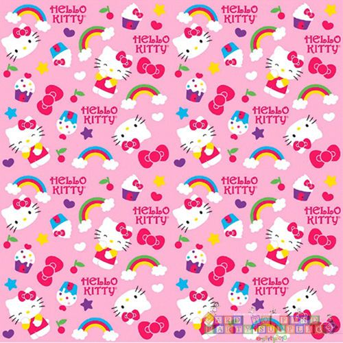 1000 Ideas About Hello Kitty Party Supplies On Pinterest