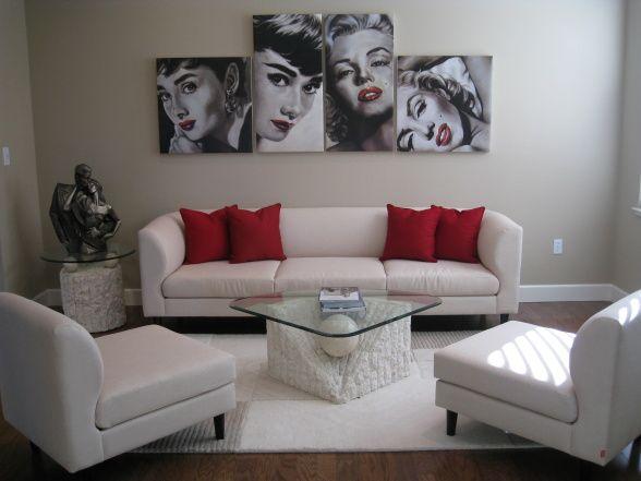 The 25+ best Marilyn monroe bedroom ideas on Pinterest Marilyn - marilyn monroe bedroom ideas