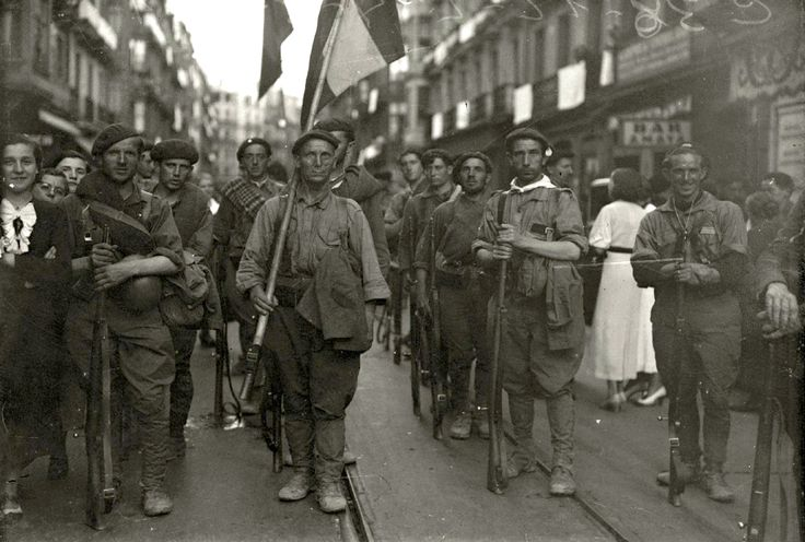 Spain - 1937. - GC - Donostia