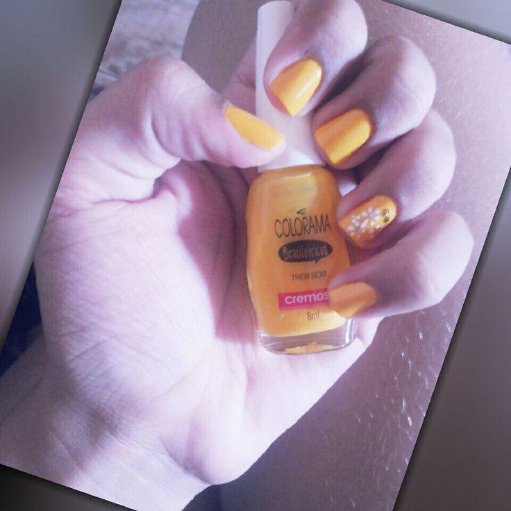 Amarelo tudo de bom!