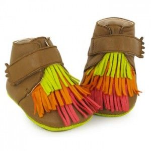 Chaussons Kiny Squaw Easy Peasy Tailles : 24, 25; 26; 27