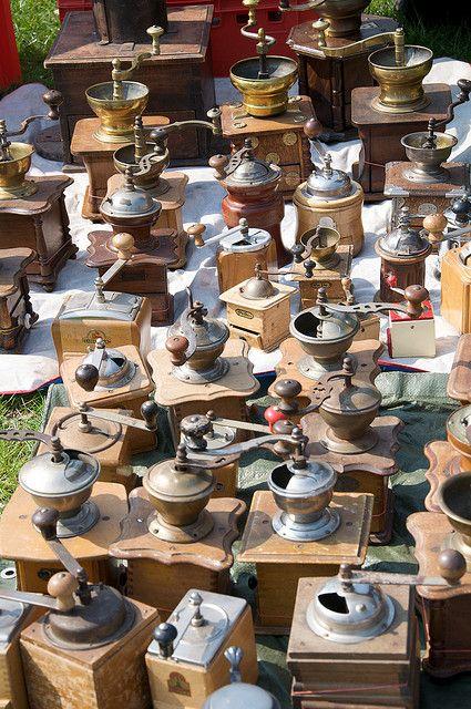 Coffee grinders  Flea Market