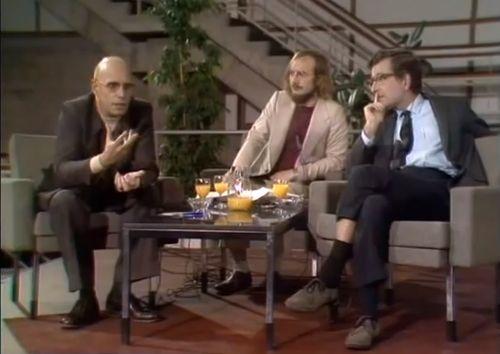 El memorable debate entre Foucault y Chomsky