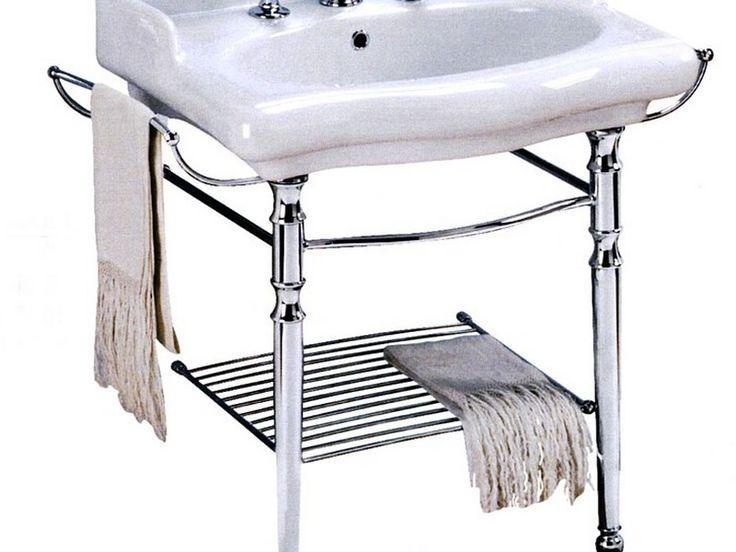 Bathroom Sinks With Legs 11 best powder room vanities images on pinterest   bathroom ideas