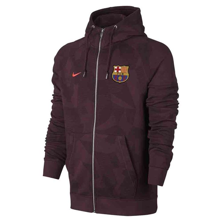 ΑΝΔΡΙΚΗ ΜΠΛΟΥΖΑ FC BARCELONA FRENCH TERRY AUTHENTIC - 886696-685