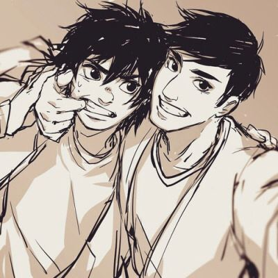 headcanon that tadashi likes to catch people off-guard and take selfies out of the blue. except with gogo. he always asks gogo. last time he didn't she got startled and he got a hard, quick elbow to the ribs and the wind knocked right out of him.