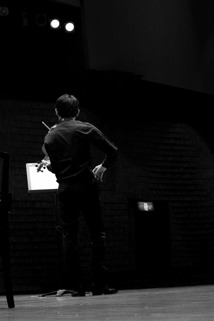 第4回 MAGICO音楽教室発表会 リハーサル 津田ホール