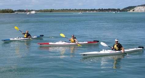 Noosa Paddler's Club #ecotourism #Queensland #Australia