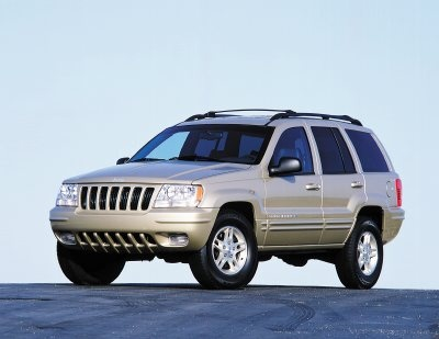 Up grade to Jeep Grand Cherokee Limited