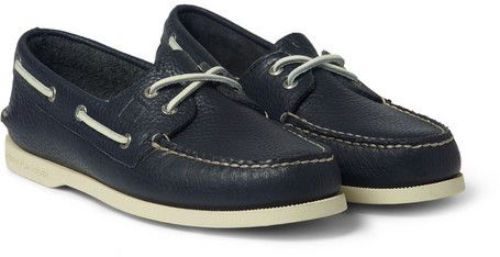 Sperry Top Sider Authentic Original Leather Boat Shoes