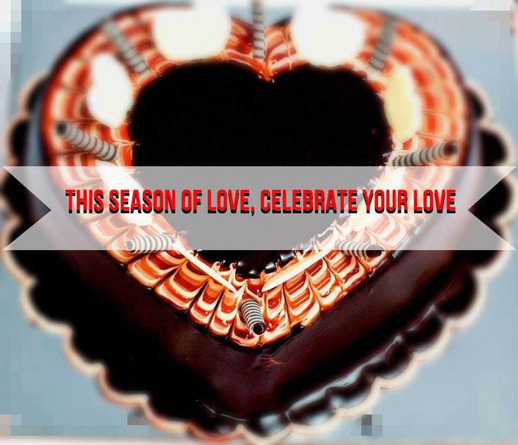 Share your #Love with our #Heart shape of The #Chocolate delight #Cake.  Place order online and get Midnight delivery @ http://www.cakepark.net/choco-delight-ex003.html / Reach us @ 9444915533